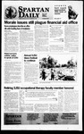 Spartan Daily, May 15, 1996 by San Jose State University, School of Journalism and Mass Communications