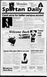 Spartan Daily, August 26, 1996 by San Jose State University, School of Journalism and Mass Communications