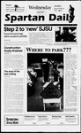 Spartan Daily, August 28, 1996 by San Jose State University, School of Journalism and Mass Communications
