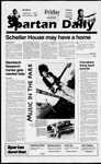 Spartan Daily, August 30, 1996 by San Jose State University, School of Journalism and Mass Communications