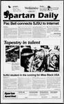 Spartan Daily, September 4, 1996 by San Jose State University, School of Journalism and Mass Communications