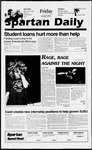 Spartan Daily, September 6, 1996 by San Jose State University, School of Journalism and Mass Communications