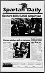 Spartan Daily, September 11, 1996 by San Jose State University, School of Journalism and Mass Communications