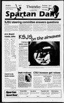 Spartan Daily, September 12, 1996 by San Jose State University, School of Journalism and Mass Communications