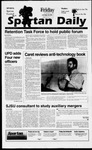 Spartan Daily, September 13, 1996 by San Jose State University, School of Journalism and Mass Communications