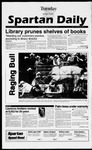 Spartan Daily, September 17, 1996 by San Jose State University, School of Journalism and Mass Communications