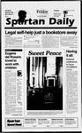 Spartan Daily, September 20, 1996 by San Jose State University, School of Journalism and Mass Communications