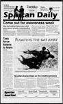 Spartan Daily, October 8, 1996 by San Jose State University, School of Journalism and Mass Communications