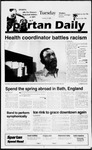 Spartan Daily, October 15, 1996 by San Jose State University, School of Journalism and Mass Communications