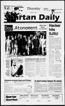 Spartan Daily, October 17, 1996 by San Jose State University, School of Journalism and Mass Communications