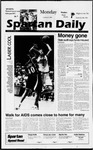 Spartan Daily, October 21, 1996 by San Jose State University, School of Journalism and Mass Communications