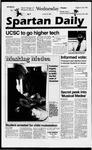 Spartan Daily, October 23, 1996