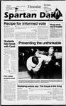 Spartan Daily, October 24, 1996
