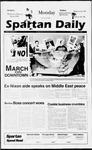 Spartan Daily, October 28, 1996