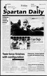 Spartan Daily, November 1, 1996