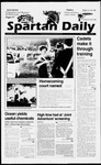 Spartan Daily, November 4, 1996 by San Jose State University, School of Journalism and Mass Communications