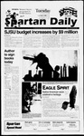Spartan Daily, November 5, 1996 by San Jose State University, School of Journalism and Mass Communications