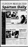 Spartan Daily, November 6, 1996