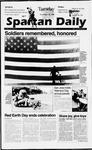 Spartan Daily, November 12, 1996