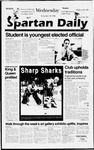 Spartan Daily, November 13, 1996 by San Jose State University, School of Journalism and Mass Communications