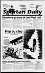 Spartan Daily, November 15, 1996