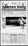 Spartan Daily, November 18, 1996 by San Jose State University, School of Journalism and Mass Communications