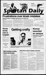 Spartan Daily, November 19, 1996