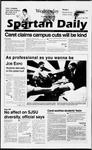 Spartan Daily, November 20, 1996 by San Jose State University, School of Journalism and Mass Communications