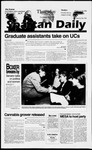 Spartan Daily, November 21, 1996 by San Jose State University, School of Journalism and Mass Communications