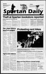 Spartan Daily, November 22, 1996 by San Jose State University, School of Journalism and Mass Communications