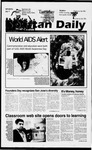 Spartan Daily, December 3, 1996 by San Jose State University, School of Journalism and Mass Communications