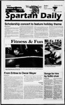 Spartan Daily, December 4, 1996 by San Jose State University, School of Journalism and Mass Communications