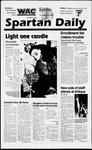 Spartan Daily, December 6, 1996 by San Jose State University, School of Journalism and Mass Communications
