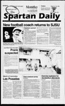 Spartan Daily, December 9, 1996 by San Jose State University, School of Journalism and Mass Communications