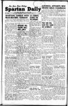 Spartan Daily, January 7, 1947 by San Jose State University, School of Journalism and Mass Communications