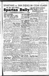 Spartan Daily, January 13, 1947 by San Jose State University, School of Journalism and Mass Communications