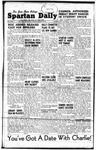 Spartan Daily, January 21, 1947 by San Jose State University, School of Journalism and Mass Communications