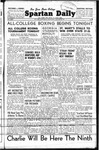 Spartan Daily, January 22, 1947 by San Jose State University, School of Journalism and Mass Communications