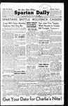 Spartan Daily, January 24, 1947 by San Jose State University, School of Journalism and Mass Communications