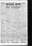 Spartan Daily, January 27, 1947 by San Jose State University, School of Journalism and Mass Communications