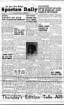Spartan Daily, January 28, 1947 by San Jose State University, School of Journalism and Mass Communications