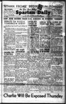 Spartan Daily, January 29, 1947 by San Jose State University, School of Journalism and Mass Communications