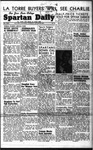 Spartan Daily, January 30, 1947 by San Jose State University, School of Journalism and Mass Communications