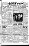 Spartan Daily, January 31, 1947 by San Jose State University, School of Journalism and Mass Communications