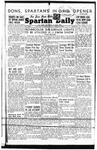 Spartan Daily, February 3, 1947 by San Jose State University, School of Journalism and Mass Communications