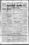 Spartan Daily, February 7, 1947 by San Jose State University, School of Journalism and Mass Communications