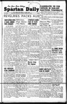 Spartan Daily, February 11, 1947 by San Jose State University, School of Journalism and Mass Communications