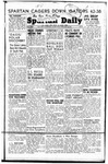 Spartan Daily, February 12, 1947 by San Jose State University, School of Journalism and Mass Communications