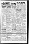 Spartan Daily, February 14, 1947 by San Jose State University, School of Journalism and Mass Communications