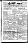 Spartan Daily, February 19, 1947 by San Jose State University, School of Journalism and Mass Communications
